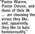 They Like to Hate Homosexuality
