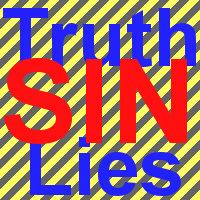 Truth, Lies, and Sin